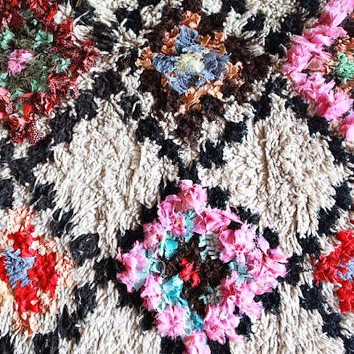 Boucherouite Rugs | Nat's Next Adventure